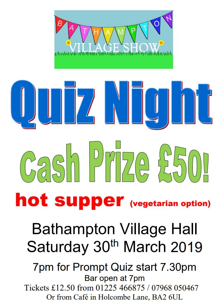 bathampton village show 2019